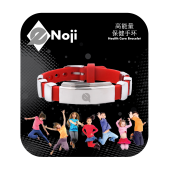 Enoji Health Care Bracelet - Red
